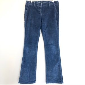 Theory Light Blue Corduroy Pants